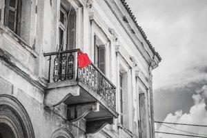 Stadt Samos