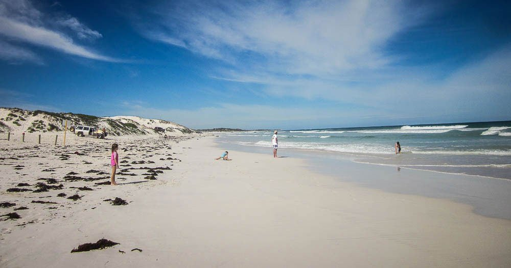 Foto Strand Beach
