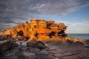 Australien Felsen