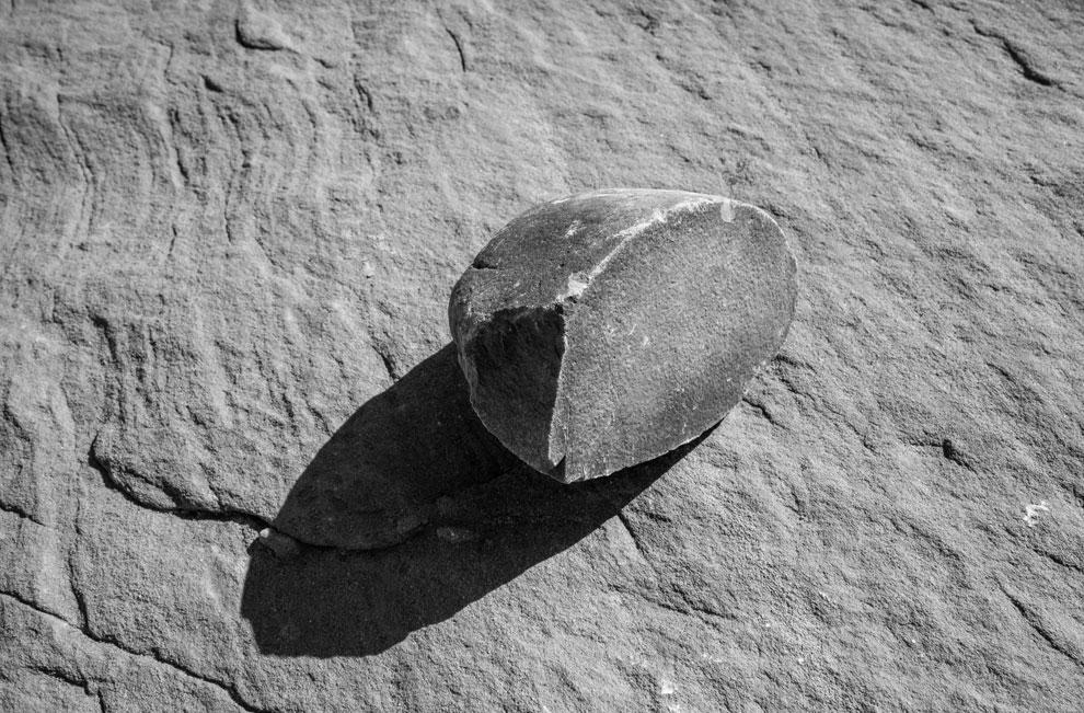 Naturaufnahme Stein