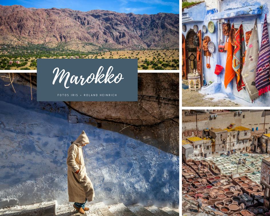 Galerie Fotos Marokko