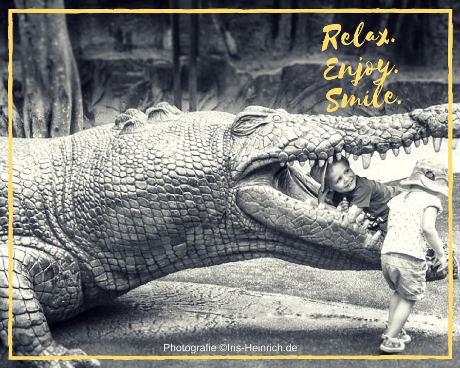 Krokodil Spielplatz