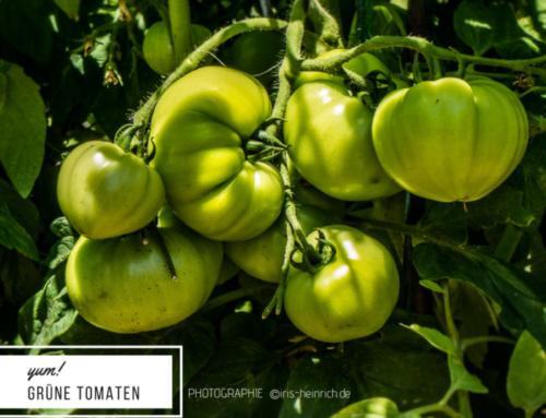 Fotografie – Grüne Tomaten